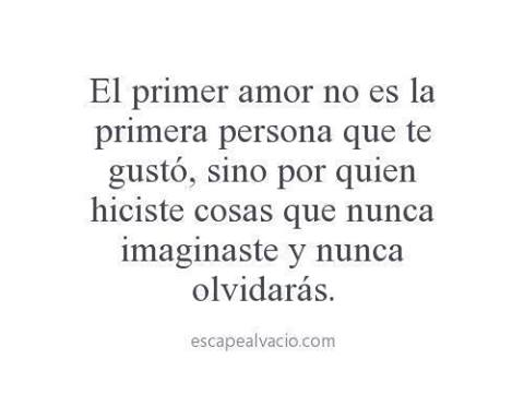 El Primer Amor Shared By Ceci Cámola On We Heart It