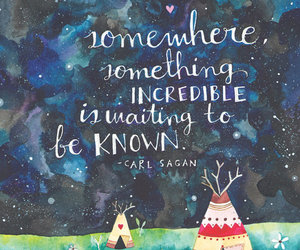 quotes, incredible, and carl sagan image