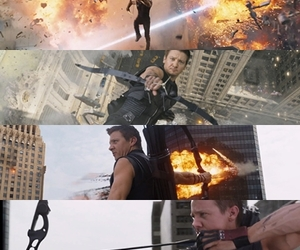 arrows, Avengers, and hawkeye image