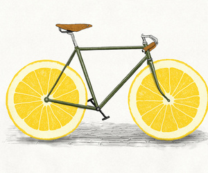 art, bicycles, and colorful image