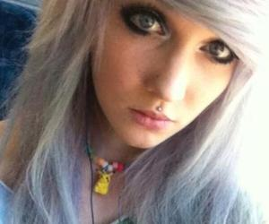 alternative, colored hair, and colorful hair image