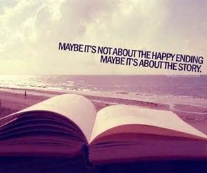 books, happy, and quotes image
