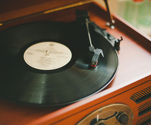 music and old image