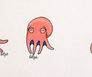octopus and cute image