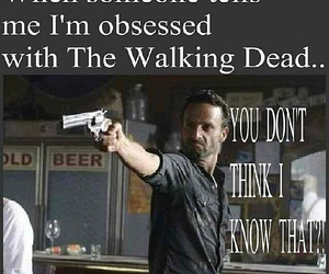 rick, too funny, and obsessed image
