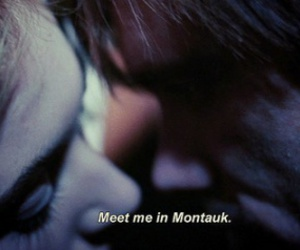 eternal sunshine of the spotless mind, montauk, and eternal sunshine image