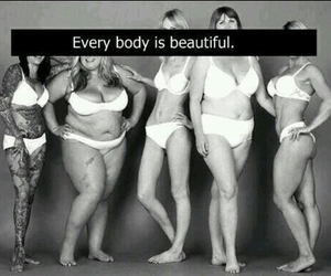 beautiful, sayings, and body image