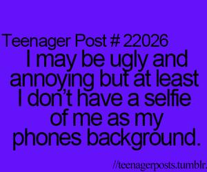 teenager post, selfie, and tumblr image