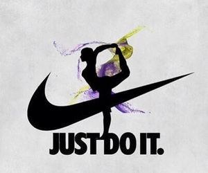 nike, fit, and Just Do It image