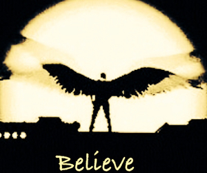 awesome, entrance, and believe image