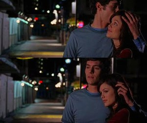 adam brody, couple, and seth cohen image
