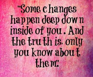 quotes, change, and truth image