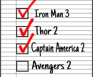 Marvel and love image