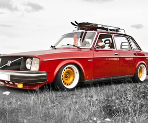 volvo and 240 image