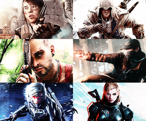 badass, assassin's creed, and far cry 3 image