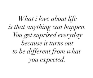 life, love life, and quote image