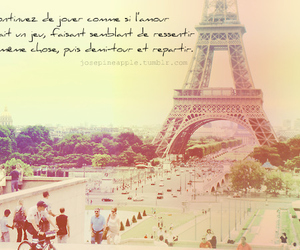 beautiful, eiffel tower, and photography image