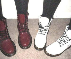 doc martens, hipster, and girls image