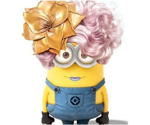 minions and hunger games image