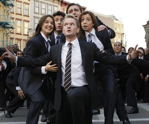 how i met your mother, suit, and season 5 image