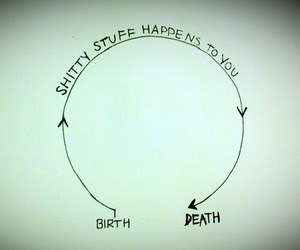 life, death, and birth image