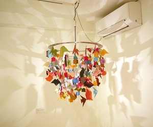 light and origami image