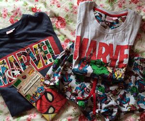 Hulk, Marvel, and spider-man image