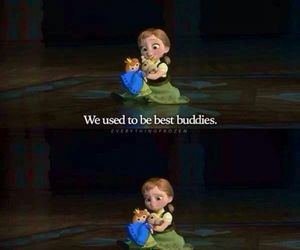 frozen, buddy, and anna image