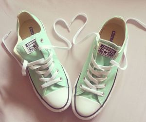converse and mint image