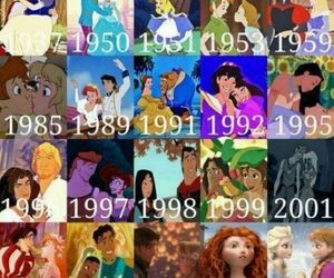 ariel, frozen, and snow white image