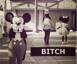 bitch, everywhere, and minnie image