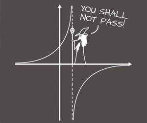 gandalf, math, and lord of the rings image