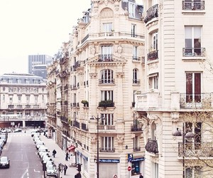 paris, architecture, and street image