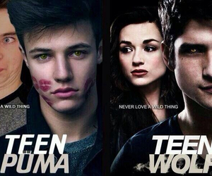 teen wolf, cameron dallas, and nash grier image