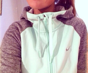 nike, sport, and jacket image