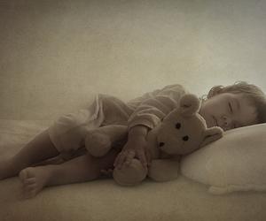 bear, bebe, and child image