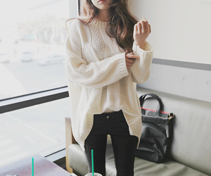 girl, style, and ulzzang image