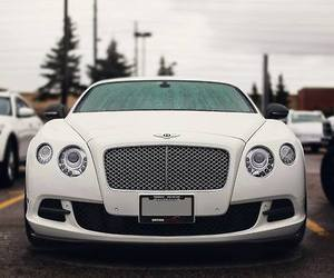 Bentley, car, and white image