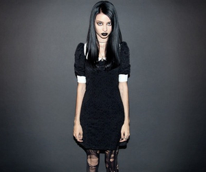 girl, goth, and felice fawn image