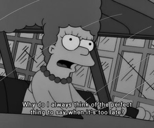 the simpsons, simpsons, and quotes image