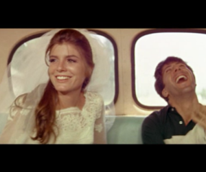 movie and the graduate image