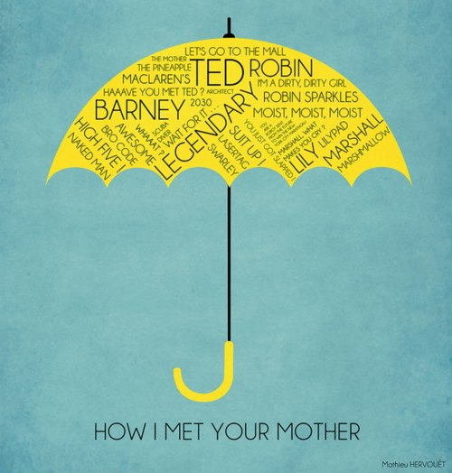 117 Images About How I Met Your Mother On We Heart It See