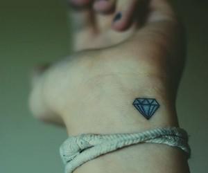 diamond, like, and fashion image