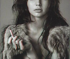 miranda kerr, model, and cigarette image