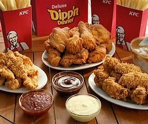 food and KFC image