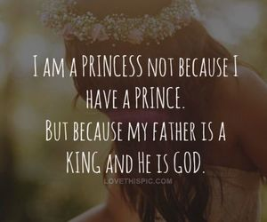 princess, god, and king image