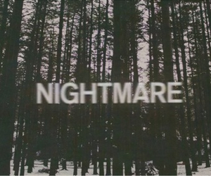 nightmare and grunge image