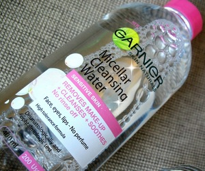 review, water, and garnier image