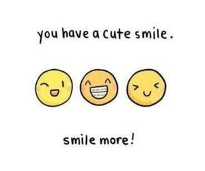 smile, cute, and quotes image
