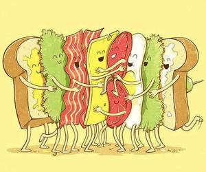 love sándwich image